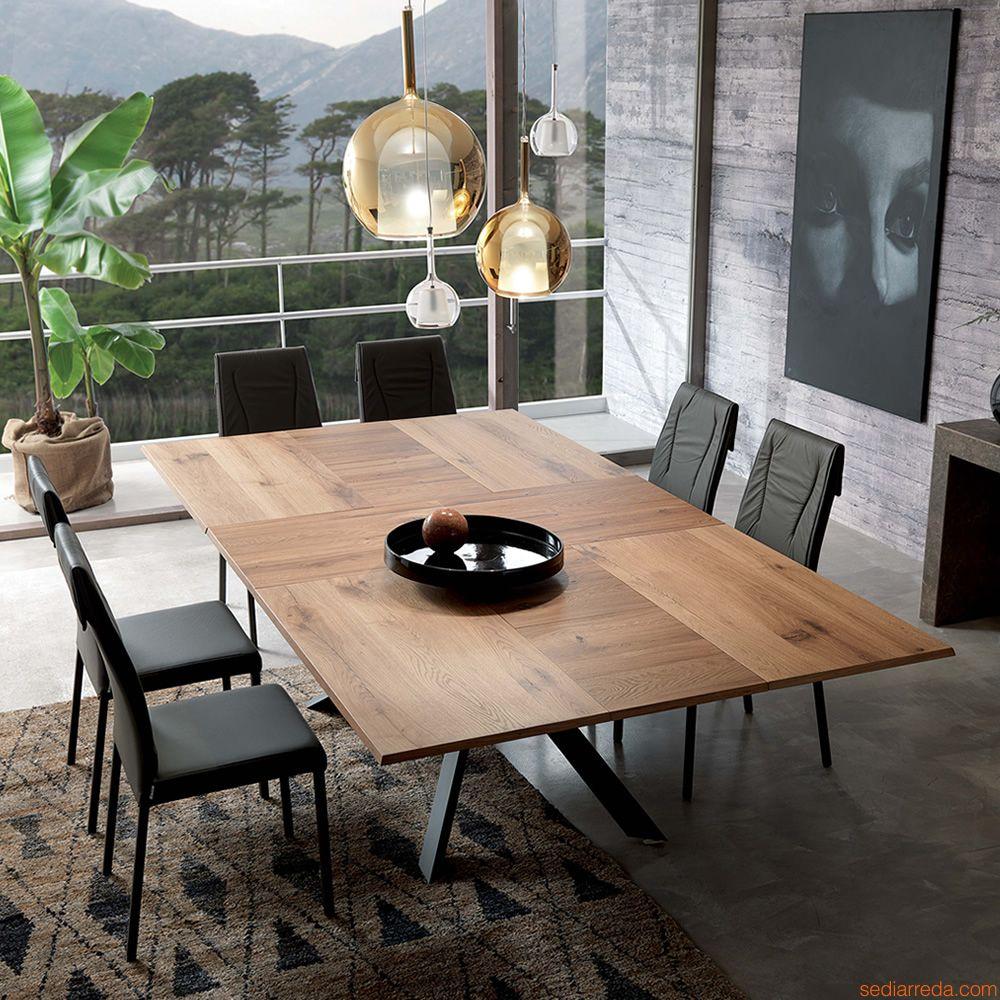 tavolo moderno salerno